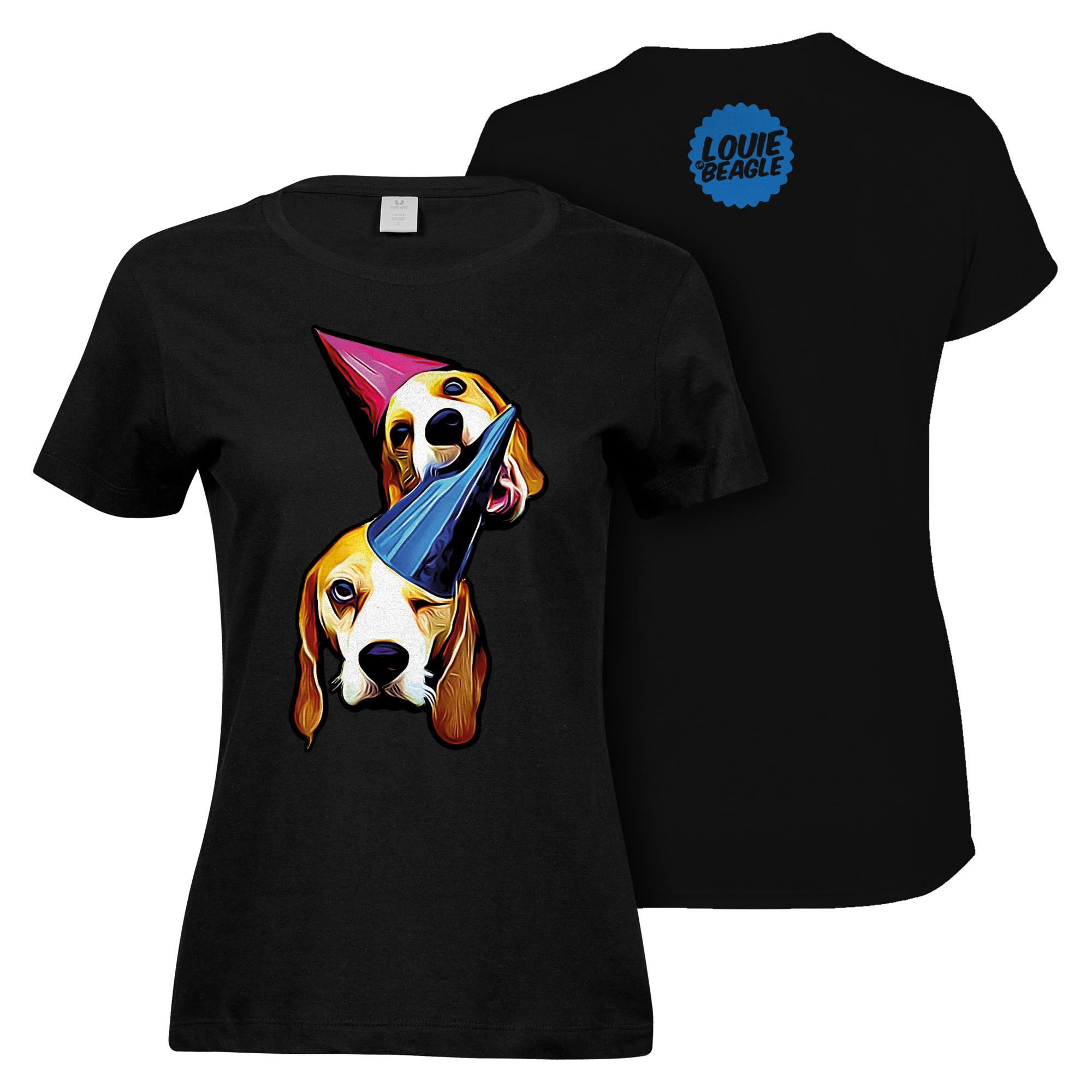 Beagle Limited Edition Ladies T-Shirt
